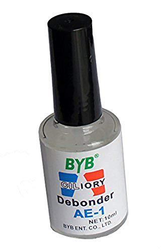 BYB AE-1 Skin Glue Remover - 10ml Bottle