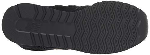 Balance Nero Donna New black Sneaker classic Gdb 520 Gold qdwfF