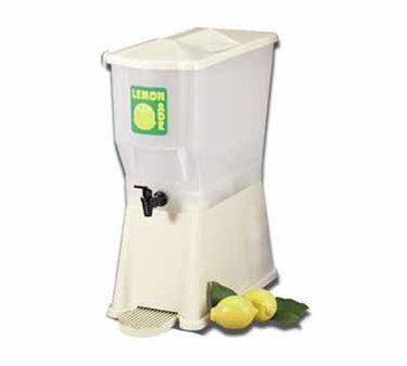 Tablecraft 3 Gallon Almond Slimline Beverage Dispenser | Cold Drink Dispenser for Catering, Buffet or Home Use by Tablecraft