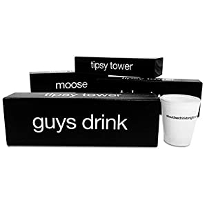 Tipsy Tower Supersize Edition – The Ultimate Giant Drinking Game