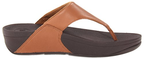 FitFlop Women's Lulu Thong Sandal Toffee Tan cheap sale outlet store n4ZYzBHFve