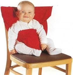 Tamsit Dining Chair Harness Baby