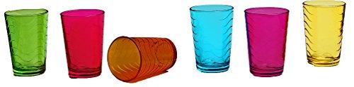 blue juice glasses - 3