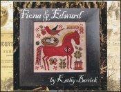 Fiona /& Edward Cross Stitch Chart