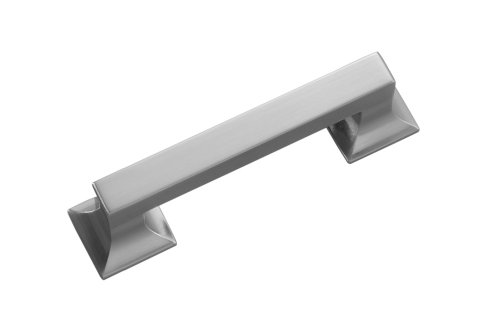 Hickory Hardware P3010-SN Studio Collection Pull, 3 Inch Center to Center, Satin Nickel