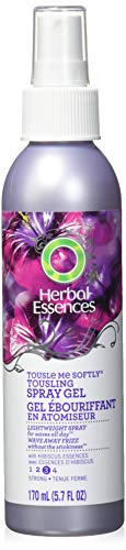 Herbal Essences Tousle Me Softly Tousling Spray Gel 5.7 Fl Oz