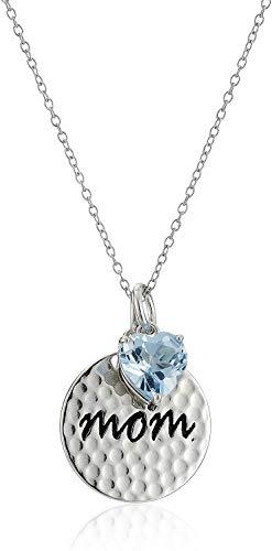 David Yurman Blue Topaz Necklace - 4