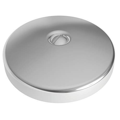 (Brasstech 265/26 Single-Hole Faceplate For Waste and Overflow, Polished Chrome)