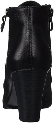 CAPRICE CAPRICE CAPRICE Donna 25200 Nappa Nappa Nappa Nappa Black Nero Stivali wrUqBfwZ