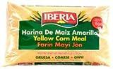 Iberia Yellow Corn Meal Coarse 4 Lb