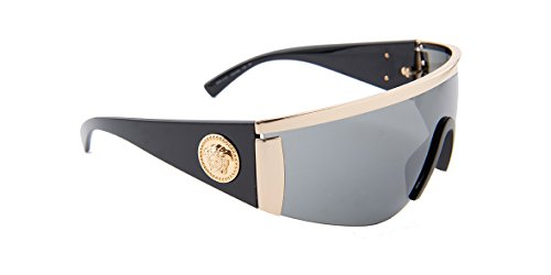 5c363b25174 Versace Sunglasses Gold Silver Metal - Non-Polarized - 40mm