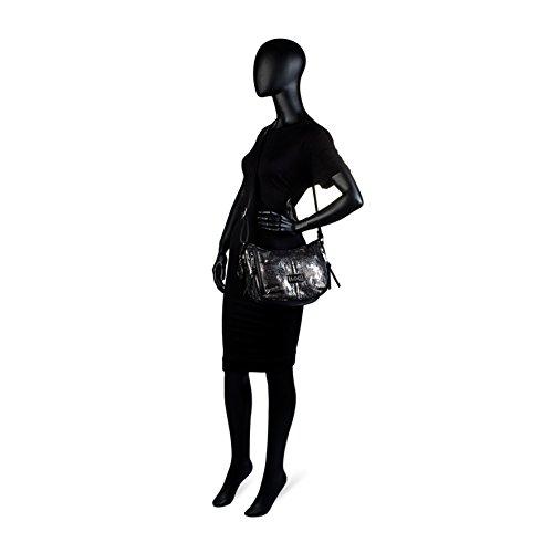 Silver Silver Women's Bag Body Bag Cross Silver L Lois Cross Body Women's Lois Silver q6ExTEAtn