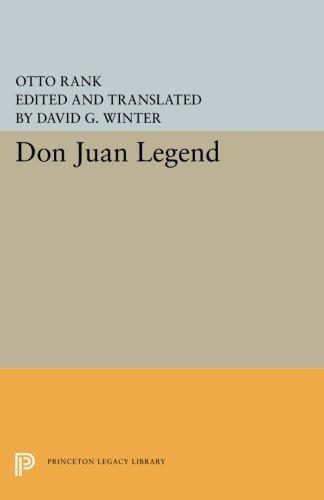 Don Juan Legend (Princeton Legacy Library)