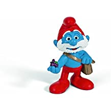 Schleich North America Papa Smurf with Bag