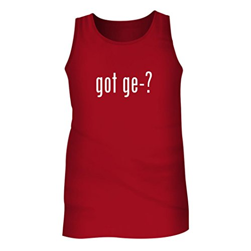 Price comparison product image Tracy Gifts Got Ge- - Men's Adult Tank Top,  Red,  Small