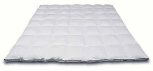 Down Etc Down Queen 60-Inch by 80-Inch Down Feather Bed