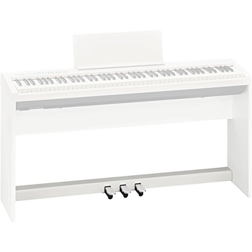 Roland KPD-70 Pedal Unit for FP-30 Digital Piano, White