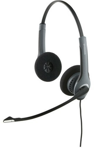 Jabra GN2000 Duo, Narrow Band - Headset ( halb offen ) -