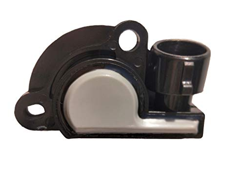 TPS001 Throttle Position Sensor OE#17087654,17111822 for Buick,Cadillac,Chevrolet,GMC,Oldsmobile,Pontiac 1987-2002 ()