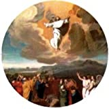 Ascension of Jesus Christ Magnet