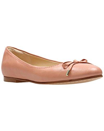 Clarks - Womens Grace Anna Shoe, Size: 7 Color: B(M) US, Color: 7 Pink Leather B0775ZPWQX Shoes 6f9026