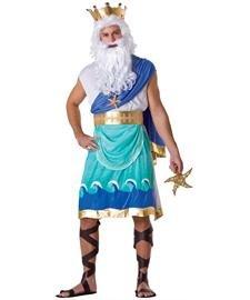 Poseiden Adult costume -