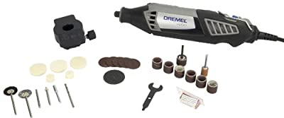 Certified Refurbished - Dremel 4000 Series Rotary Tool Kit (Refurbished)