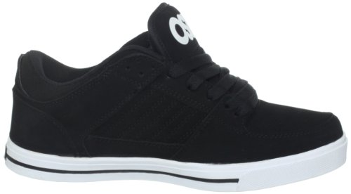Osiris Protocol Black Black White Shoes