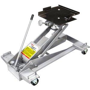 (OTC 1522A Stinger 2,000 lbs Capacity Heavy-Duty Capacity Low-Lift Transmission Jack)