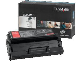 Lexmark Toner Cartridge Black Laser Up to 3000 Pages Compatibility Lexmark E320 / E322 / E322n