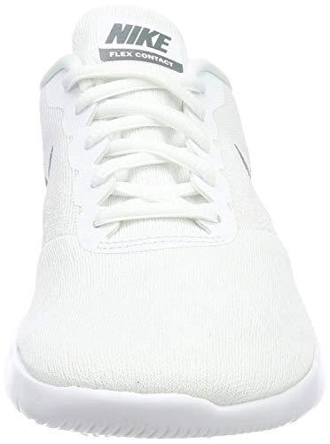 Men's D Grey Contact 11 Nike Us m cool Flex White dqpF04w