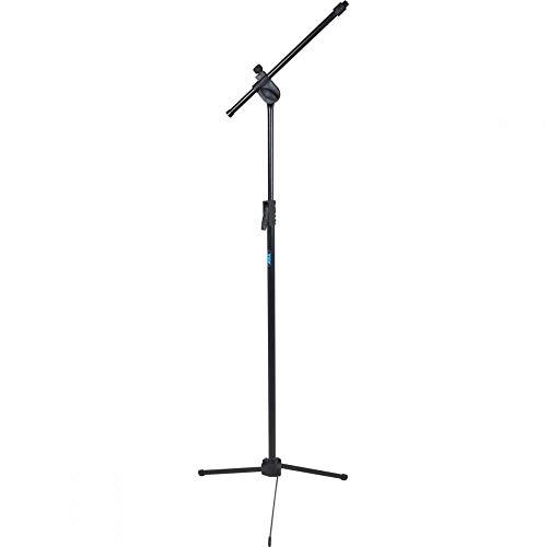 Pedestal para Microfone Girafa, ASK, TPS, Preto