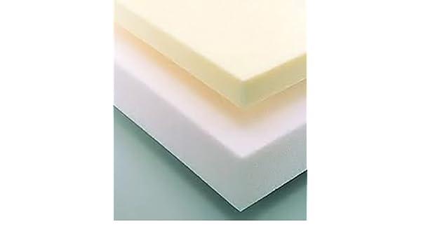 Cortassa - Lámina de gomaespuma/poliuretano expandido de dureza media, 100 x 200 cm, H4: Amazon.es: Hogar