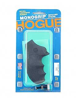 Sp101 Ruger Rubber - Hogue 81000 Ruger SP101 Rubber Monogrip Black