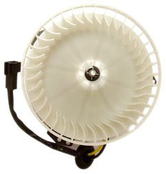 TYC 700069 Dodge/Plymouth/Chrysler Replacement Front Blower - Chrysler Voyager 2000 Grand