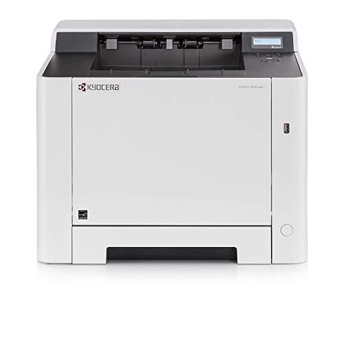 Kyocera Klimaschutz-System Ecosys P5021cdn/KL3 Laserdrucker. 3 Jahre Kyocera Life vor Ort Service. Farblaserdrucker. 21…