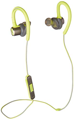 JBL Reflect Contour 2.0, Secure Fit, in-Ear Wireless Sport Headphone with 3-Button Mic/Remote - Green