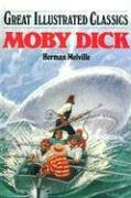 Book cover for Moby-Dick