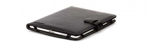 Griffin Technology Elan Passport Kunstledertasche für Apple iPad schwarz 3ltrB6on3L