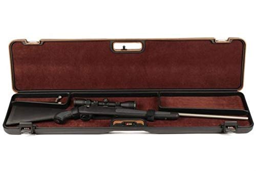 Negrini Compact Scoped Bolt Action Rifle Case - 1619LUNGA/5517