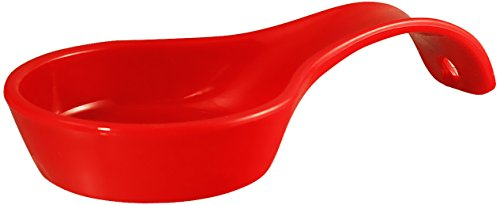 Calypso Basics by Reston Lloyd Spoon Rest, Red