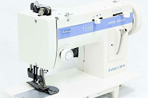 Family Sew Industrial Portable Sewing Machine