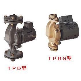 鶴見製作所 冷温水循環ポンプ TPBG型 60Hz TPBG-1031B ツルミポンプ B01HNECUXKTPBG-1031B