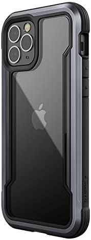 Raptic Shield Schutzhülle Für Apple Iphone 12 12 Pro Schwarz Elektronik