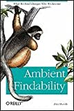 Download Ambient Findability [PB,2005] in PDF ePUB Free Online