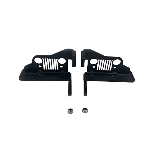 Check expert advices for jeep wrangler accessories tj foot pegs?