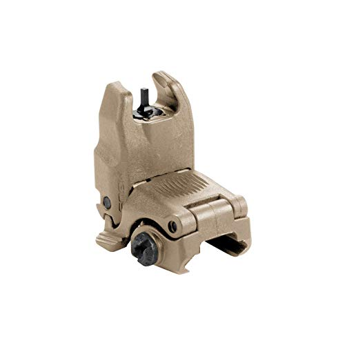 Magpul MBUS Flip-Up Backup Sights, Flat Dark Earth, Front Sight
