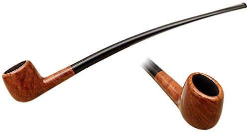 Savinelli Churchwarden Smooth 901 Tobacco Pipe by Savinelli