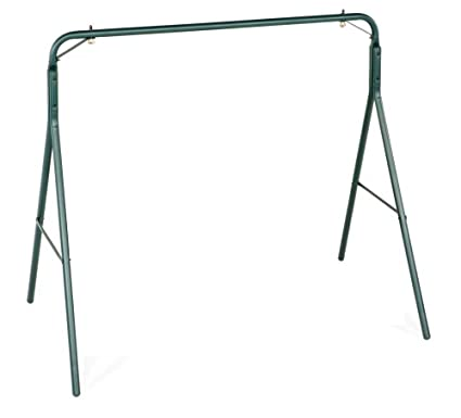 Amazon.com : Jack Post Country Garden Swing Frame in Matte Green ...
