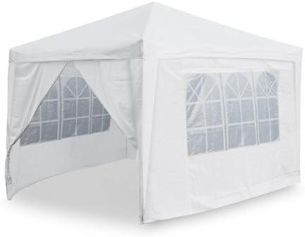 3mx3m Tente de Réception Budget d/'extérieur Tonnelle Jardin Nouveau Imperméable